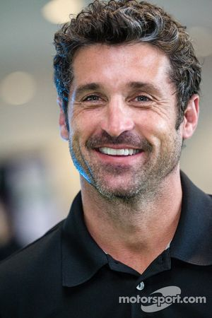 American drivers at Le Mans event: Patrick Dempsey