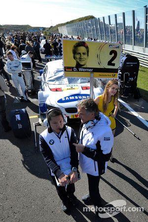 Charly Lamm, Teammanager BMW Team Schnitzer