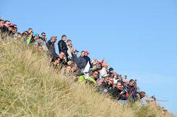 Les spectateurs et les dunes