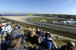 spectators enjoying the race, dunes, Augusto Farfus, BMW Team RBM BMW M3 DTM