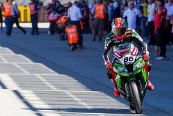 Tom Sykes heading out for superpole
