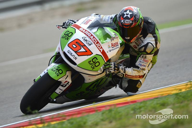 2013: Bryan Staring (FTR-Honda MGP13)