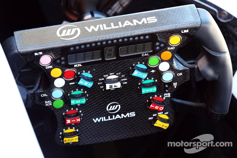 Williams FW35 direksiyon