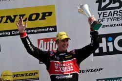Etapa 25 terceiro lugar Matt Neal