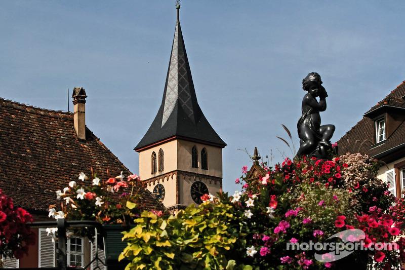 Alsace omgeving