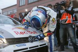 Campioni 2013, Sébastien Ogier e Julien Ingrassia, Volkswagen Polo WRC, Volkswagen Motorsport