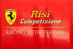 Ferrari Racing Logotipo