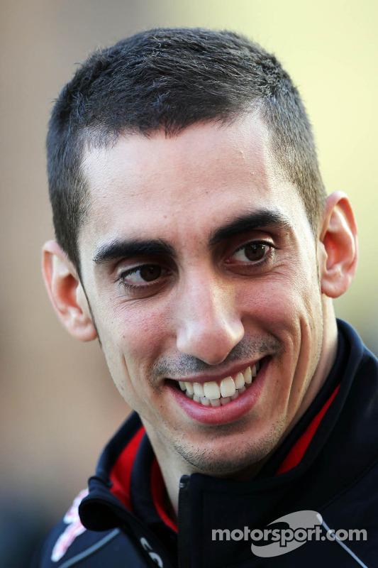 Sebastien Buemi, Red Bull Racing e Scuderia Toro Rosso Piloto reserva