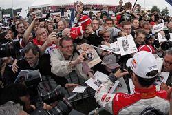 Sébastien Loeb fans