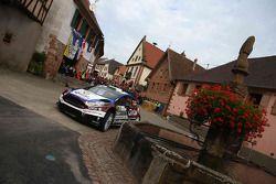Elfyn Evans y Daniel Barritt, Ford Fiesta WRC