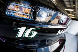 Detail of the Roush Fenway Ford