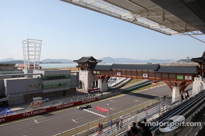 Korea International Circuit - Zuid Korea