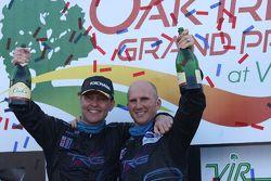 GTC vencedores Ben Keating, Damien Faulkner