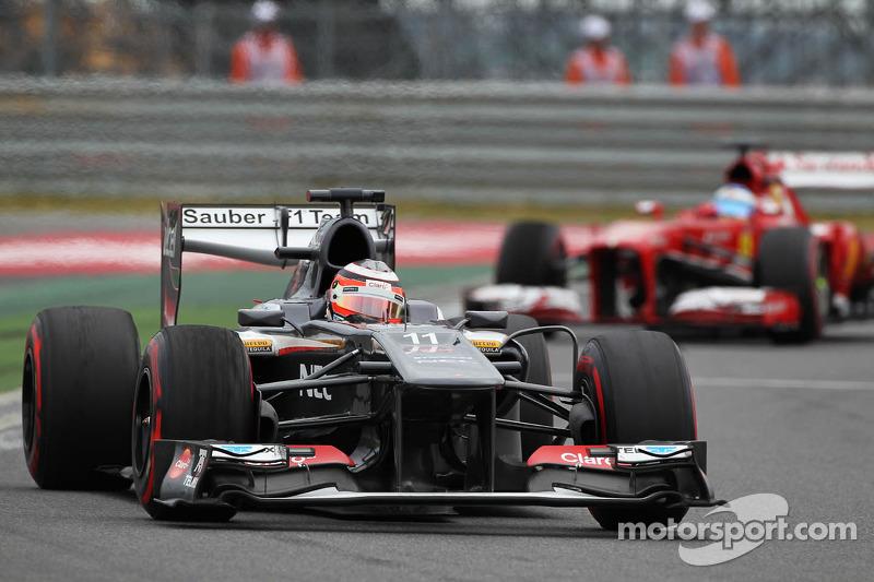 2013 - Formule 1