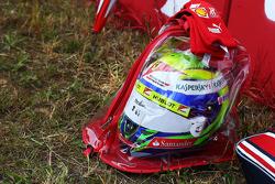 The, kask, Felipe Massa, Ferrari