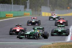 Charles Pic, Catheram Formula One Team