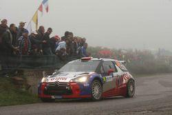 Robert Kubica y Maciek Baran, Citroën DS3 WRC