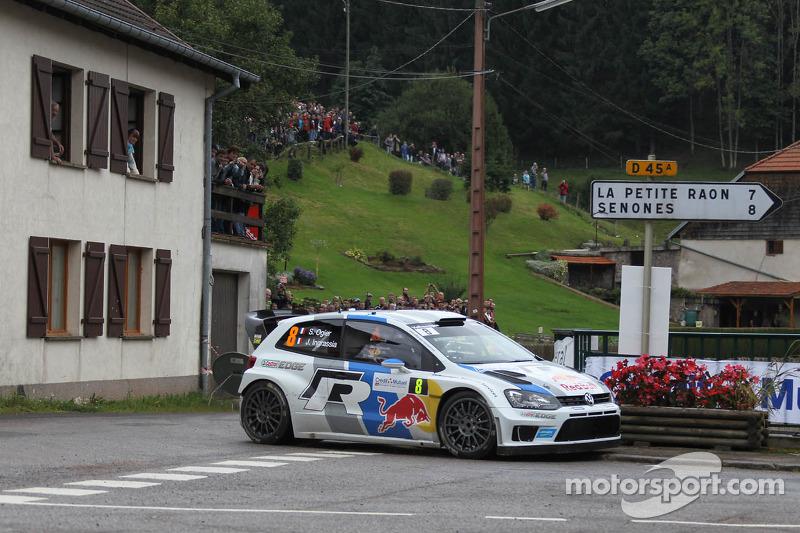 #9: Rallye Frankreich 2013