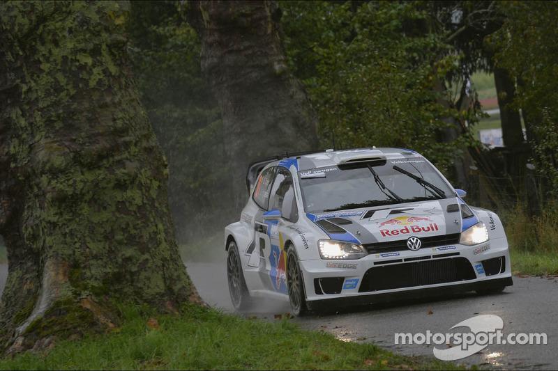 2013: Себастьен Ожье, Volkswagen Polo R WRC