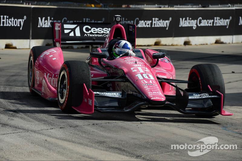 Dario Franchitti, Target Chip Ganassi Racing, Honda