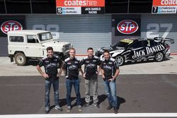 Todd Kelly, Rick Kelly, David Russell et Karl Reindler