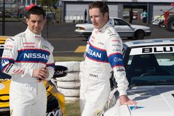 Michael Caruso et Daniel Gaunt