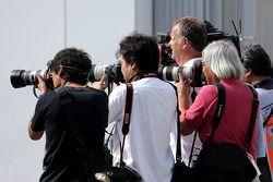 Photographer padok