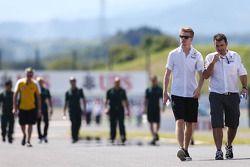 Nico Hulkenberg, Sauber pist yürüyüşü