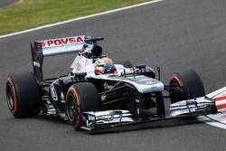 Pastor Maldonado, Williams FW35