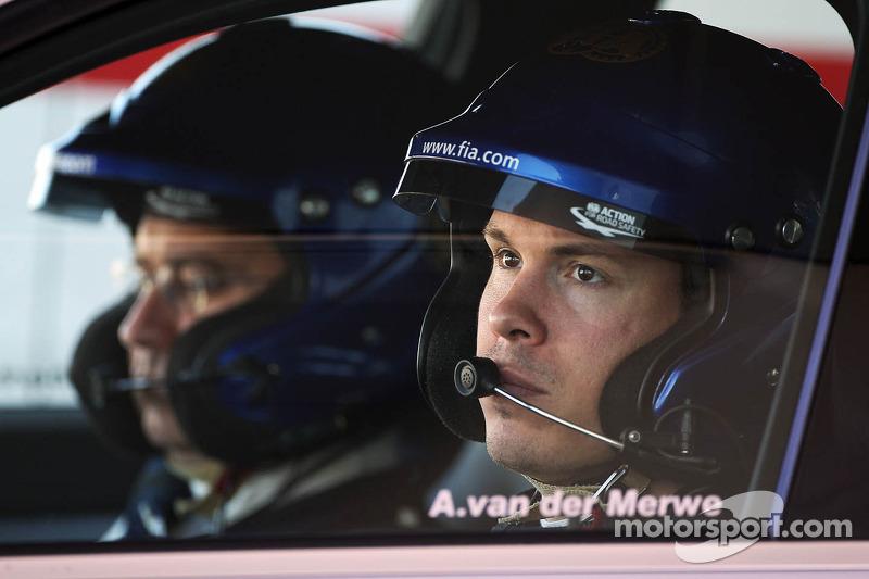 Alan Van Der Merwe, Bestuurder FIA Medical Car