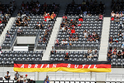 Banner voor Adrian Sutil, Sahara Force India F1