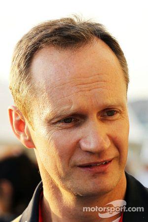 Paul Monaghan, Red Bull Racing Chief mühendis
