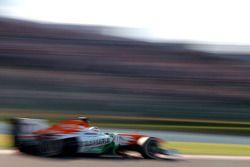 Paul di Resta, Force India Formula 1 Team