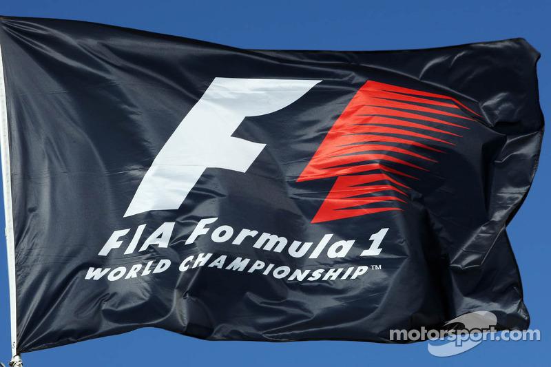 Bandera F1