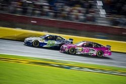 Casey Mears and J.J. Yeley
