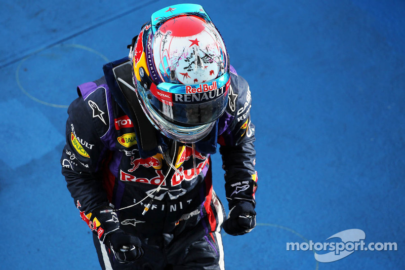 Sebastian Vettel en el GP de Japón 2013 (Red Bull)