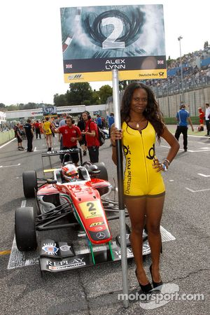 Gridgirl of Alex Lynn