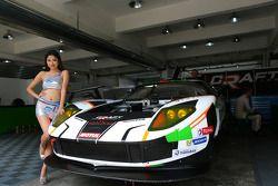 #007 Craft Racing Ford GT3: Frank Yu, Darryl O'Young, Keita Sawa