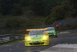 Jochen Krumbach, Lucas Luhr, Jörg Bergmeister, Manthey Racing, Porsche 911 GT3 RSR