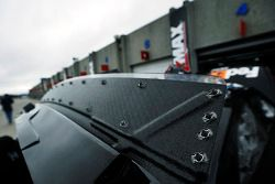 New rear spoiler detail
