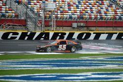 Brett Moffitt, Michael Waltrip Racing spins