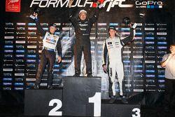1er Chris Forsberg, 2e Tyler McQuarrie, 3e Forrest Wang