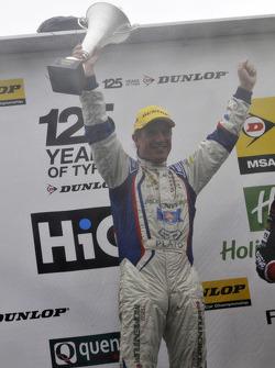 Round 28 Racewinnaar Jason Plato
