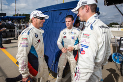 Bill Auberlen, Dirk Müller and John Edwards