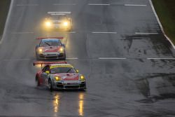 #45 Flying Lizard Motorsports Porsche 911 GT3 Cup: Nelson Canache, Spencer Pumpelly, Madison Snow, #