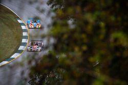 #25 8Star Motorsports Oreca FLM09 Oreca: Oswaldo Negri, Sean Rayhall, #8 BAR 1 Motorsports Oreca FLM