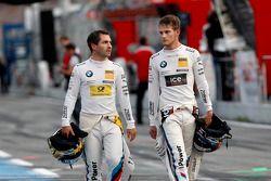 Timo Glock, BMW Team MTEK, BMW M3 DTM; Marco Wittmann, BMW Team MTEK, BMW M3 DTM