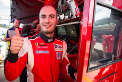 GT pole winner Matteo Malucelli