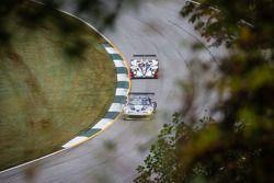 #91 SRT Motorsports SRT Viper GTS-R: Dominik Farnbacher, Marc Goossens, Ryan Dalziel, #6 Muscle Milk