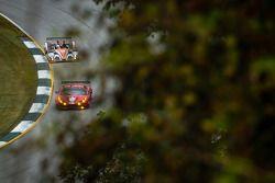 #62 Risi Competizione Ferrari F458 Italia: Olivier Beretta, Matteo Malucelli, Robin Liddell, #25 8St